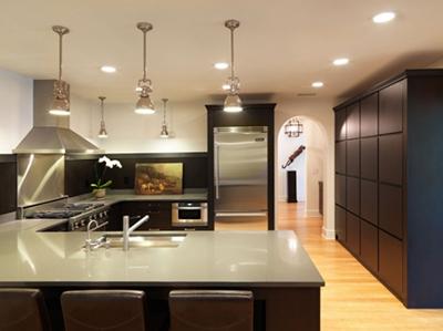 AFTER: Charlottesville Modern Kitchen