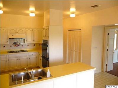 BEFORE: Charlottesville Modern Kitchen