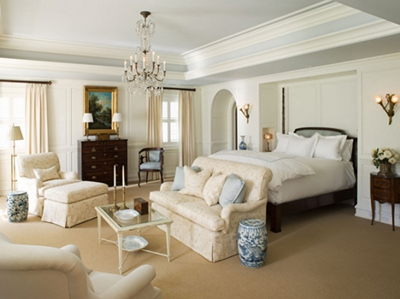 AFTER: Beverly Hills Master Bedroom